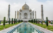 Taj Mahal is #6 in the World : TripAdvisor
