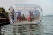 Andhra Pradesh allures tourists with water sports