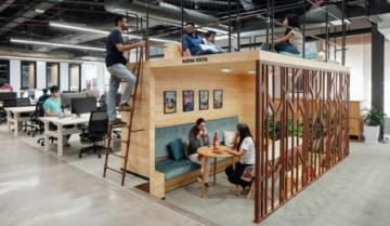 Airbnb unveils new office in India