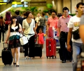 E-Tourist Visa witnesses 266 % growth in April 2016