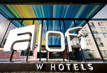Aloft Hotels partners with TeleAdapt for in-room technology