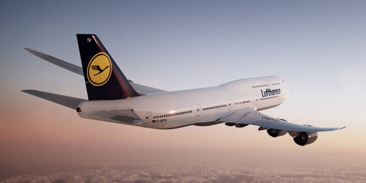 Lufthansa welcomes 8.7 mn passengers on board