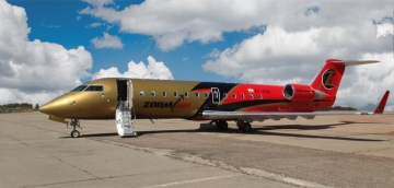 Zoom Air receives delivery of Bombardier CRJ200 aircraft