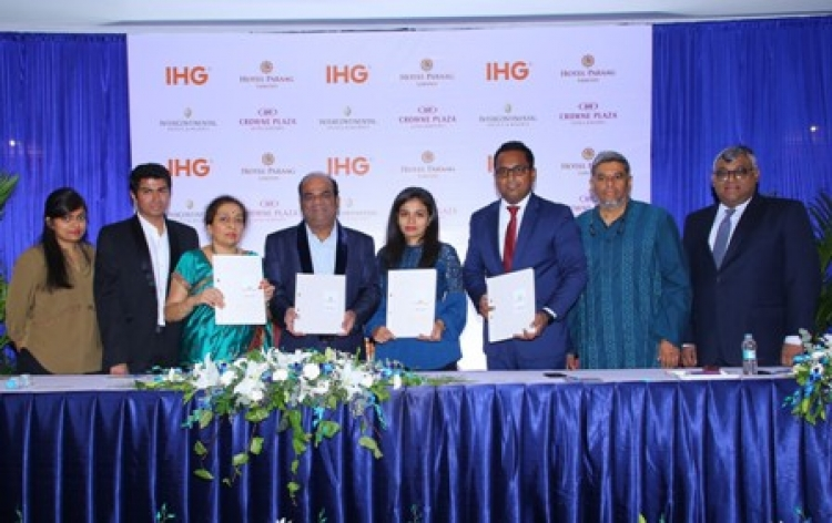 IHG sings agreement for two hotels in Bengaluru