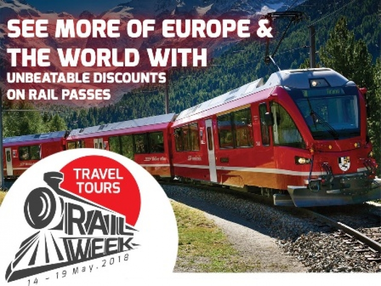 Travel Tours announces India's first-ever 'Rail Week'
