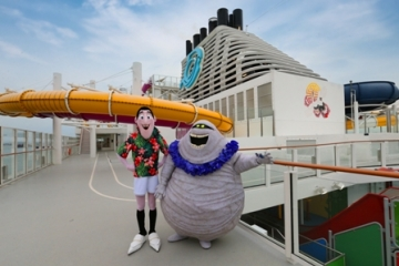 Dream Cruises teams up with Sony Pictures Animation