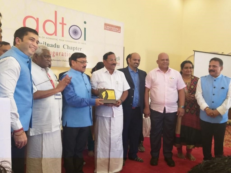 ADTOI Launches Tamil Nadu Chapter