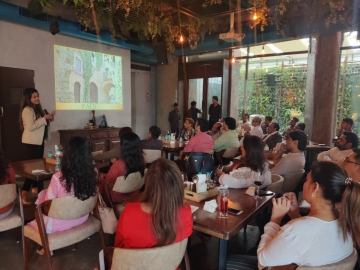 V.R. Costa Brava organises networking evening in Mumbai