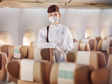 A Wellness-focused Air-Travel Experience
