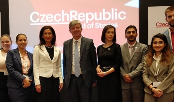 Czech witnesses double digit growth in Indian arrivals