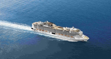 MSC Cruises launches MSC Bellissima
