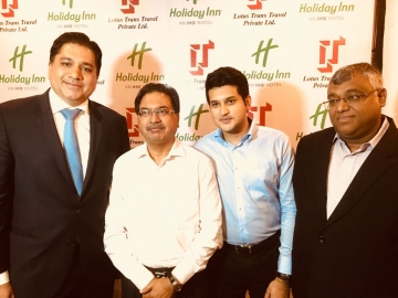 IHG inks deal for four Holiday Inn hotels in India