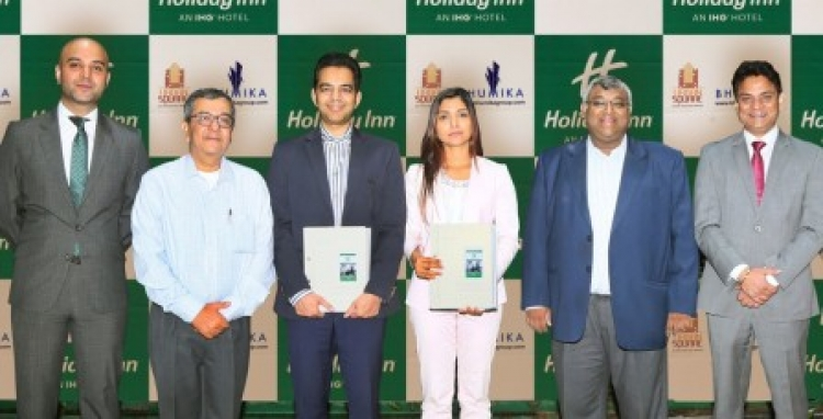 IHG debuts in Udaipur with Holiday Inn