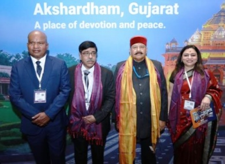 Ministry of Tourism participates in WTM London