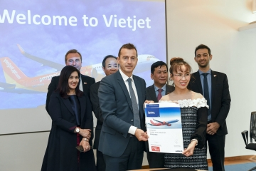 Vietjet inks deal with Airbus for 20 A321XLR aircraft