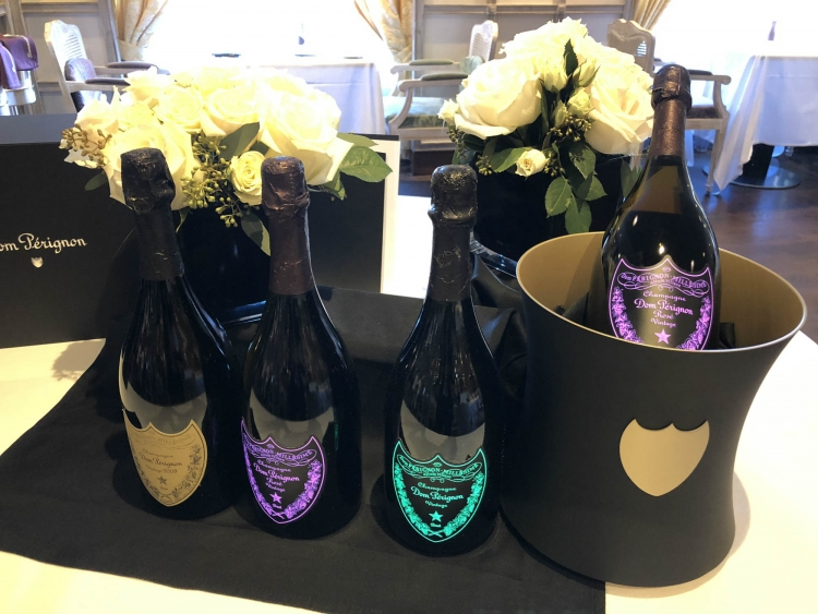 Oceania Cruises launches Dom Perignon pairing dinner
