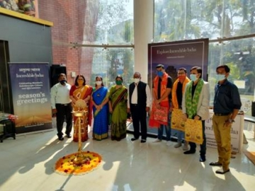 India Tourism Mumbai launches seven-day brand activation event