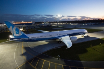 Boeing sets new delivery record in 2017