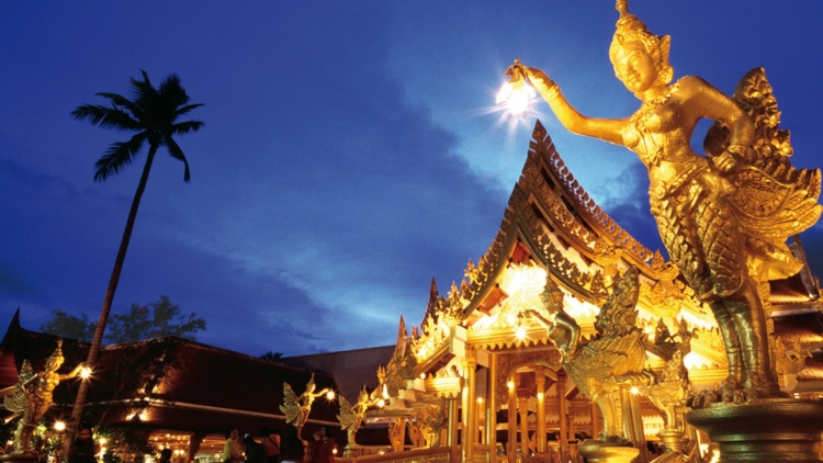 Thailand and VFS introduces new eVisa service