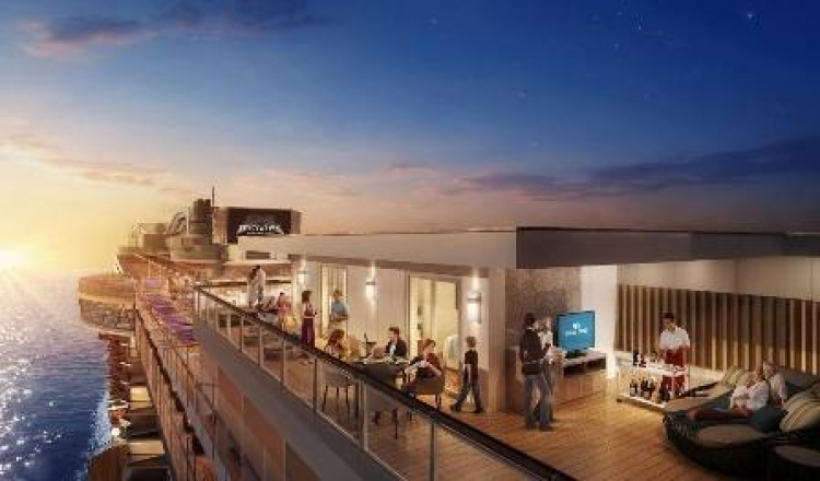 Princess Cruises Unveils Standout Features for Sky Princess