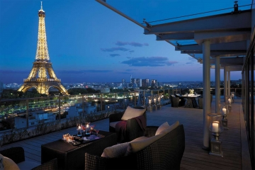 France's hotel occupancy falls to 3.3%