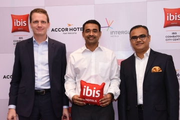 AccorHotels launches ibis Coimbatore