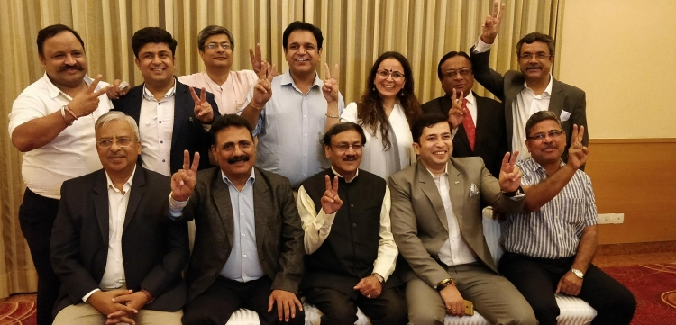 PP Khanna elected as ADTOI President for second term