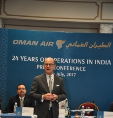 Oman Air witnesses 80% load factor on India routes