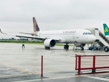 Vistara eligible to fly international