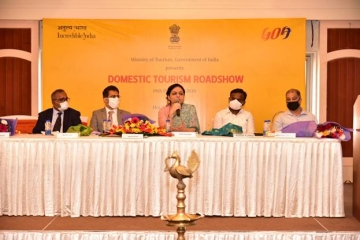 Tourism Ministry Organises Domestic Tourism Roadshow in Goa