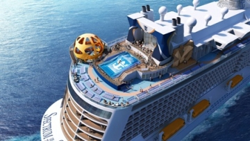 RCI announces the arrival of 'Spectrum of the Seas' in Asia in 2019