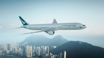 Cathay Pacific to increase flights between Hyderabad- Hong Kong