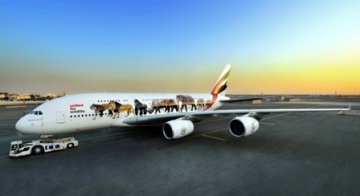 Emirates A380 continues to capture the imagination of travelers