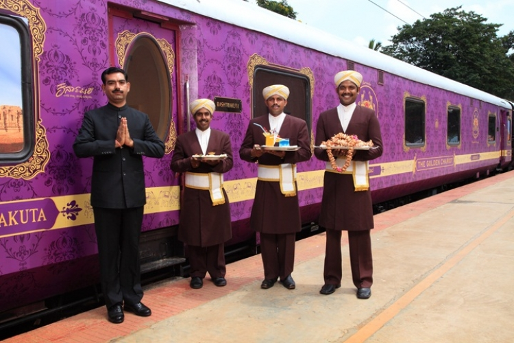 IRCTC to operate Golden Chariot Train