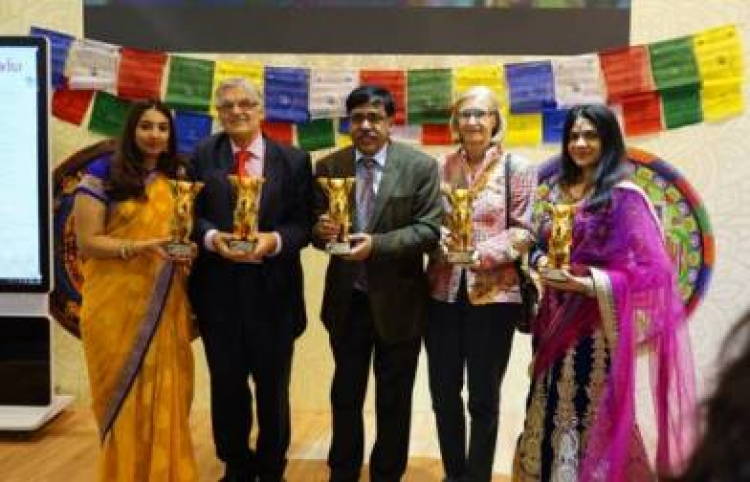 India Bags First Prize In 'TV Cinema Spot' Category at ITB, Berlin