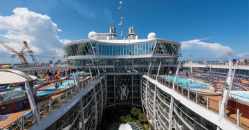 Royal Caribbean unveils Symphony of the Seas