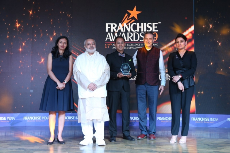 Wyndham bags 'Franchisor of the Year' Award in India