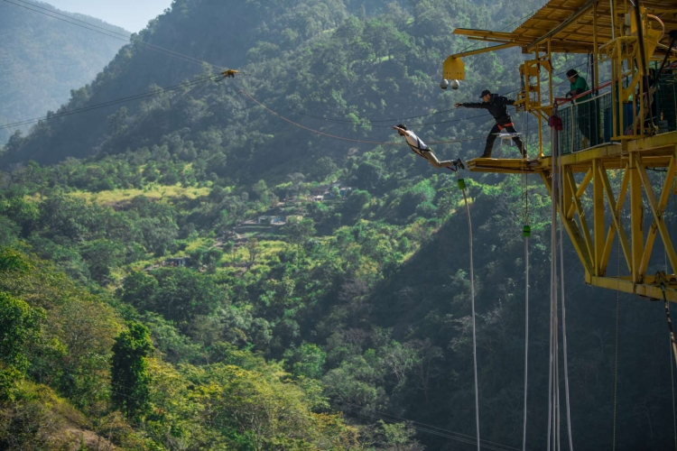 Jumpin Heights to launch Bungy Jumping in Goa
