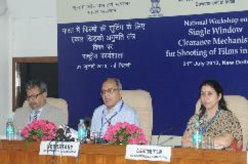 I&B Ministry to promote India as films hub