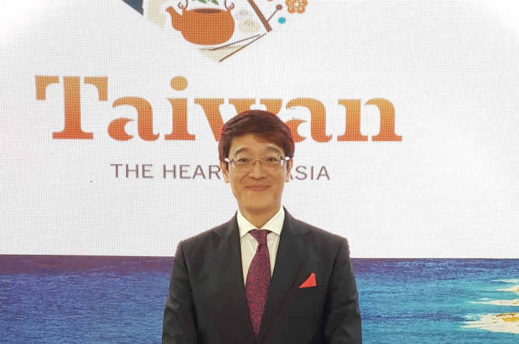 Taiwan focuses on enhancing visibility in India