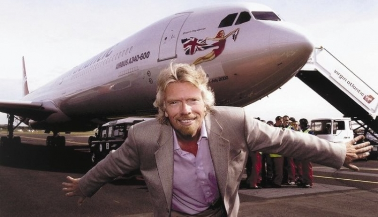 Richard Branson to invest US$250 mn to sustain Virgin Group