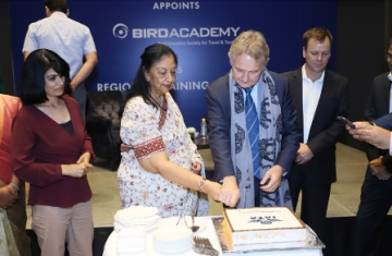 Bird Academy signed on as IATA's regional training partner