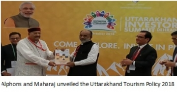 Uttarakhand unveils new Tourism Policy 2018