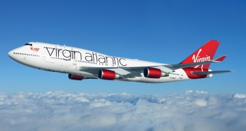 Virgin Atlantic to offer passenger services from July
