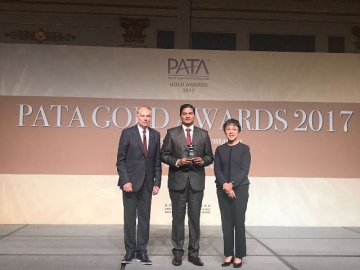 Kerala bags PATA Gold Awards 2017