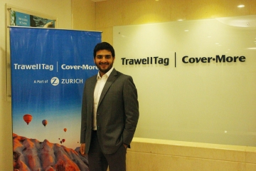 Zurich acquires TrawellTag Cover-More