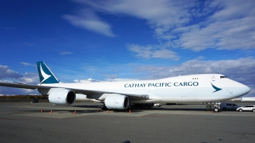 Cathay Pacific ships 15 mn vaccine doses