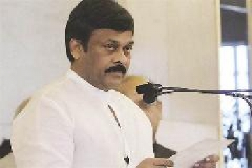 Chiranjeevi is new Union Minister of State for Tourism