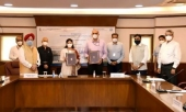 Shipping and Aviation Ministries Sign MoU for Development of Sea Plane Services in India