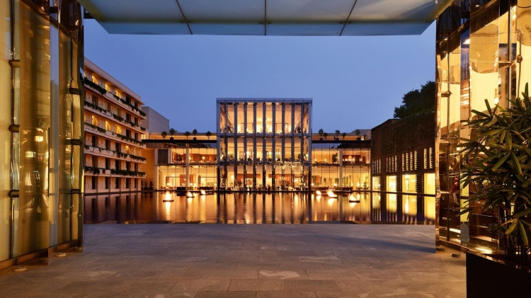 The Oberoi and Trident, Gurgaon introduce 100% Solar Power